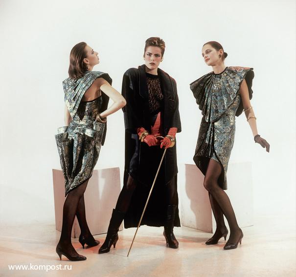 257ade42262 Приключения художников-авангардистов в рамках модной индустрии для всех  участников этого движения закончились по‑разному